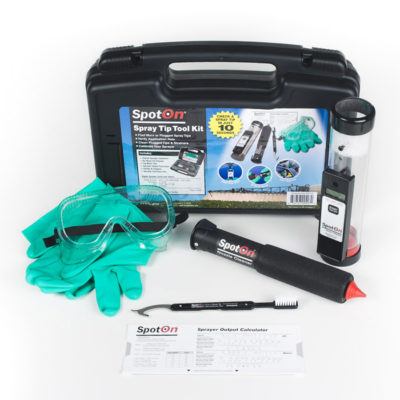 SpotOn Spray Tip Tool Kit