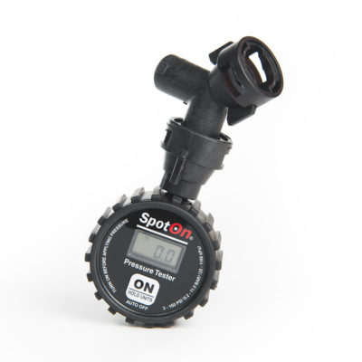 SpotOn® Digital Pressure Tester